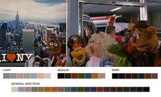 Frank Oz WeekThe Muppets Take Manhattan, 1984Cinematography: Robert Paynter