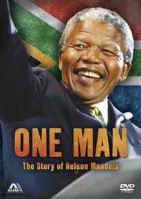 ONE MAN: THE STORY OF NELSON MANDELA (E) 2012        £16.99 	Profile of the legendary South African leader who was famously imprisoned for 27 years for resisting his nation's apartheid regime.  worldonlinecinema.com #worldonlinecinema #zzdoc