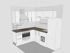 Space Saving Tips For Your Small Kitchen. Kopke Remodeling U0026 Design Blog. L  Shaped ...