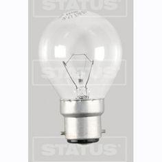 60Watt GLS HD BC Clear bulbs