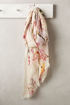 Beaded Branches Scarf - #anthrofave
