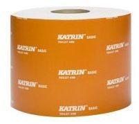 Hartie igienica ieftina Basic Toilet Katrin-12540, 2 strauri, culoare naturala.
