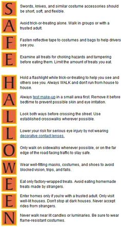 13 halloween safety tips parents need to know please share - Halloween Tips For Parents