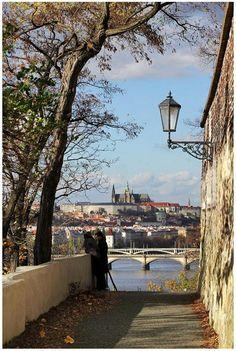 Praha - zakouti