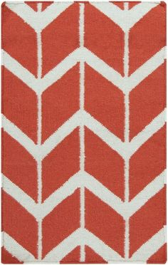 Surya Fallon FAL-1054 Area Rug From delicate lattice patterns to boldly colored chevron patterns the Fallon Collection makes a statement in flat weave; from creator Jill Rosenwald known for her beautifully colored, hand-made ceramics. The Fallon Collection's patterns and the hand woven flat weave construction beautifully combine to highlight its simplicity and sophistication. Fresh and fun patterned rugs with a strong designer color palettes.