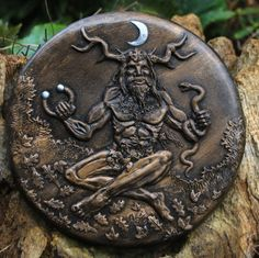 cernunnos-sculpture