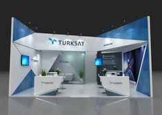 Turksat @ IBC 2018 by Mehdi KIA at Coroflot.com