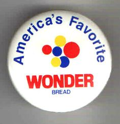 1950s   Wonder Bread Daily Bread, Tech Logos, 1950s, Bakery, Diy Projects, Rockabilly, Patches, Advertising, Punk