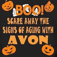 Shop online with {{Session.Name}}, your local Avon Representative! Avon Party Ideas, Avon Ideas, Halloween Flyer, Happy Halloween, Halloween Makeup, Halloween Party, Avon Skin So Soft, Avon Online, Avon Representative
