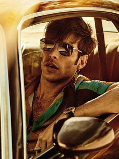 Jon Kortajarena lensed by Giampaolo Sgura and styled by Miguel Arnau, for the May 2016 issue of GQ España.