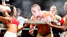 WWE.com: John Cena celebrates his birthday in the ring: photos #WWE