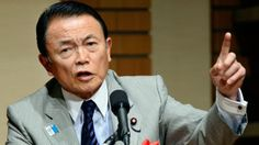 """Japan's Deputy PM has called on local politicians revising the constitution to learn from Nazi Germany when it amended the Weimar charter. Although he later retracted his words neighbors Beijing and Seoul said such militaristic remarks """"hurt many people"""". """"Germany's Weimar Constitution was changed before anyone knew. It was changed before anyone else noticed. Why [...]"""