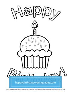 11 best cupcake coloring pages images  cupcake coloring