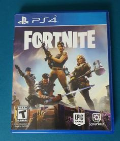 Rare Fortnite Sony PlayStation 4 Used Physical Game Disc. Condition is Like New. Ps4 Games For Girls, Xbox One Games, Epic Games, Internet, Playstation Games, Online Gratis, News Games, Video Games, Best Graphics