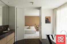 Karaktervolle villa in groene rand rond Antwerpen - Hoog ■ Exclusieve woon- en tuin inspiratie. Interior Lighting, Luxury Interior, Interior Architecture, Interior Design, Bathroom Toilets, New Builds, Home Look, Luxury Living, Villa