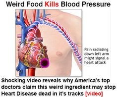 Uncontrolled high blood pressure is a very serious health concern that can .... A natural approach to preventing disease and healing yourself… This is an emergency WATCH VIDEO NOW http://amazingbrandsreviews.com/base.php?c=78&key=6c2c78516cfd755dcc422a9c3202bca1&utm_targeting={adv_targets}&utm_source=