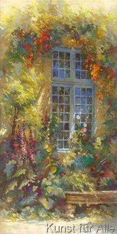 Johan Messely - Jeu de fleurs