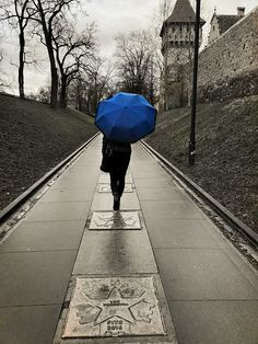 Life's path may not be always colorful but even in my darkest run I keep a colour for my path