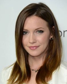 Katir Cassidy, brunette hair with highlights