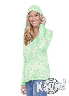 76efcda508440 Women Static Jersey Print Raglan Long Sleeve High Low Hoodie Style: WJP0654