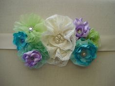 Custom Sash You Create Sash Maternity Sash Baby Shower by Axentz, $52.99 Great sash for Maternity, Bridesmaids, Bride, Flower Girl and more!