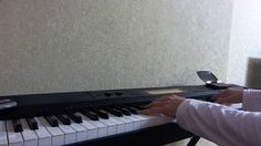 how to play wicked games on piano