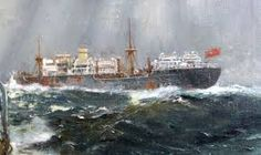 frank h mason artist - Yahoo Image Search Results Sea Storm, Ship Paintings, Stormy Sea, Tall Ships, Ship Art, Vintage Travel, Sailing Ships, History, Artwork