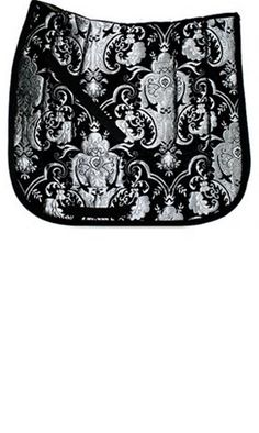 Baroque saddle pad Equestrian home accessories