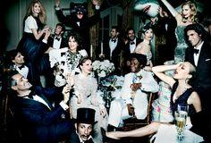 Mario Testino for Vanity Fair's Best Dressed