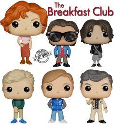 Funko POP Vinyl Figure Movie The Breakfast Club
