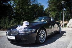 Jaroslav Horák nám poslal parádní svatební BMW Z4.