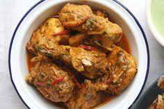 Kadhai Chicken Chargha