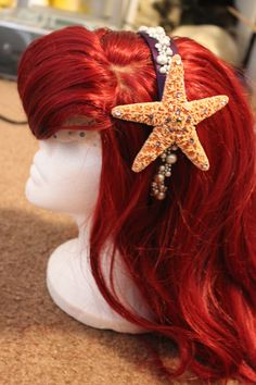 mermaid headbands -  ARIEL?