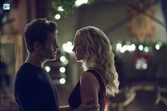 "The Vampire Diaries Season 8, Episode 7 ""The Next Time I Hurt Somebody, It Could Be You"" - Stefan and Caroline #Steroline"