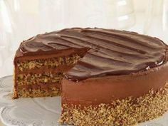 Domaći recepti : Magična torta (sa nutelom )