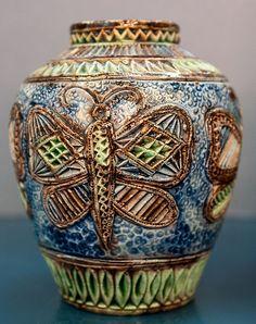 Dutch kerfsnee pottery - Workum or Harlingen