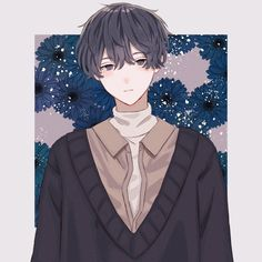 Manga Anime, Yandere Manga, Anime Oc, Cool Anime Guys, Handsome Anime Guys, Hot Anime Boy, Cute Anime Character, Character Art, Digital Draw