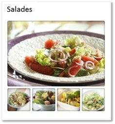 Salades Cobb Salad, Foodies, Tacos, Ethnic Recipes, Salads