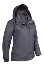 Womens 3 in 1 Jackets | 3 in 1 Coats | Mountain Warehouse CA