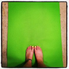 redlipstickandpearls:    Post-work yoga in my underwear #peaceful #yoga ✌✨ (Taken with Instagram)