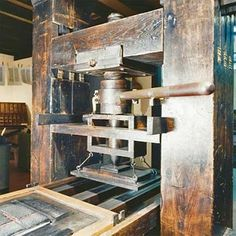 40 Best Printing Press images in 2017 | Printing press