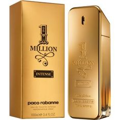 One Million Intense - Paco Rabanne More suits, #menstyle, style and fashion for men @ www.zeusfactor.com