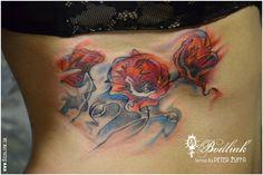 Peter Žuffa 2014 #art #tat #tattoo #tattoos #tetovanie #original #tattooart #slovakia #zilina #bodliak #bodliaktattoo #bodliak_tattoo #flower_tattoo #abstract_tattoo