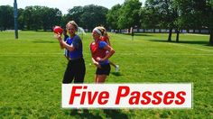 Five Passes = One game, endless possibilities. See instruction, video examples, variations, and more!