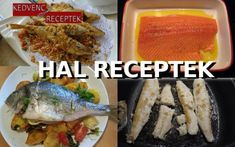 hal, halétel, hal recept, hal receptek, halas receptek   kedvenc-receptek.hu Chicken, Food, Essen, Meals, Yemek, Eten, Cubs