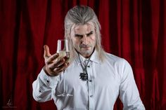 Witcher 3 Art, The Witcher Game, Witcher 3 Wild Hunt, Geralt Of Rivia Cosplay, Are You Happy