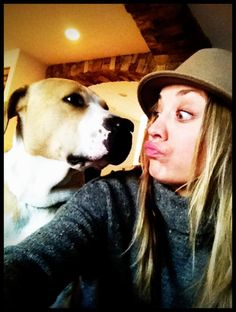 Kaley Cuoco is obsessed with pitbulls she has rescued 3 *new idol!
