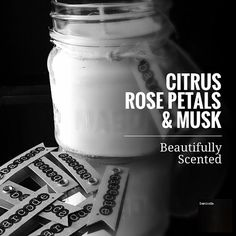 Citrus Rose Petals & Musk