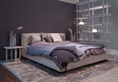 Vesta Bed standard and special | Furninova