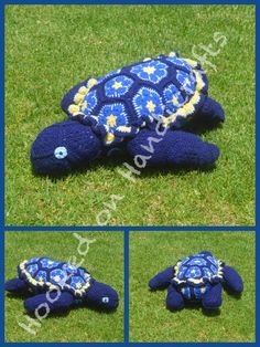 Heidi Bears Turtle by Hooked on Handicrafts. See us on Facebook and please like our page. Orders taken